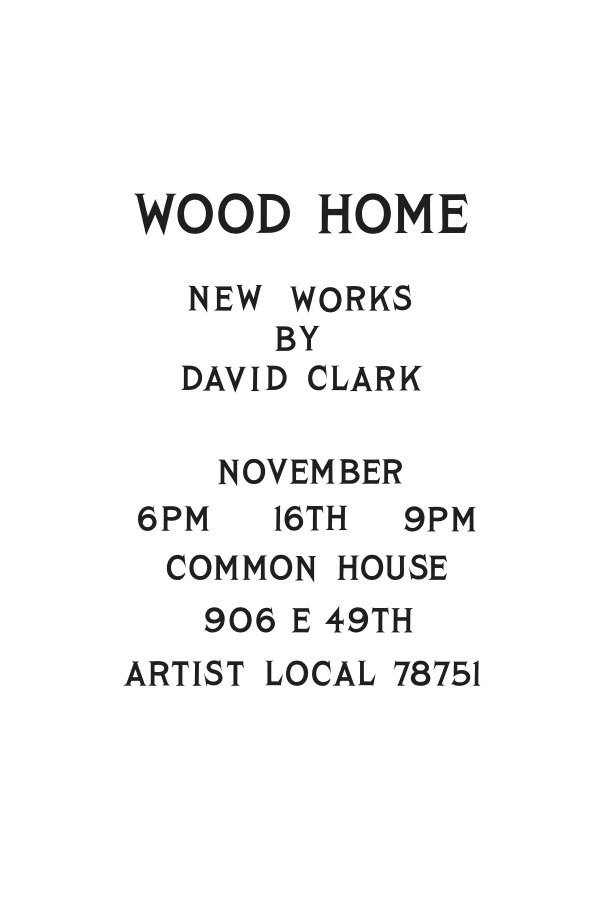 WOOD HOME FLYER-A