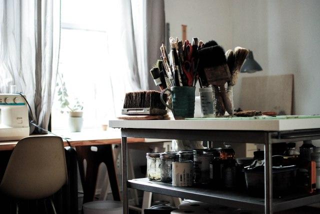 T Lee studio 4